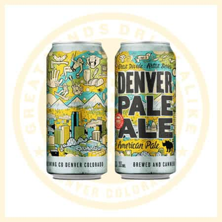 Great Divide Best Denver Brewery Great Divide Brewing Company Yeti Colette Titan